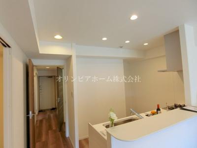 【キッチン】マイキャッスル南砂 4階 角 部屋1999年築 リ フォーム済