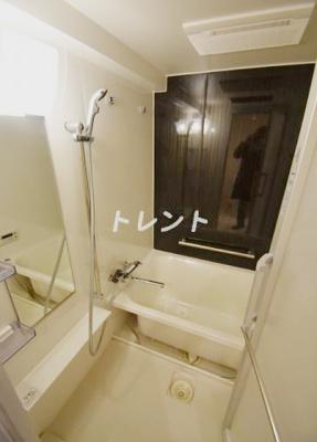 【浴室】パークアクシス虎ノ門
