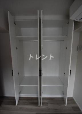 【収納】パークアクシス虎ノ門
