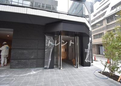 【エントランス】パークアクシス虎ノ門