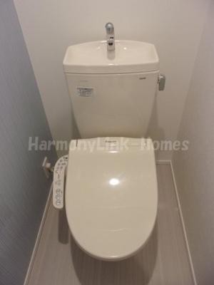 ロマンシングのトイレ☆