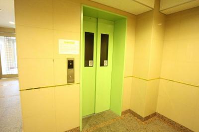 セイントプレイス エレベーター