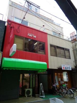 【外観】谷駒川ビル