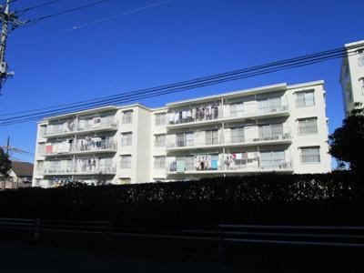 【外観】フローラ桂台21号棟