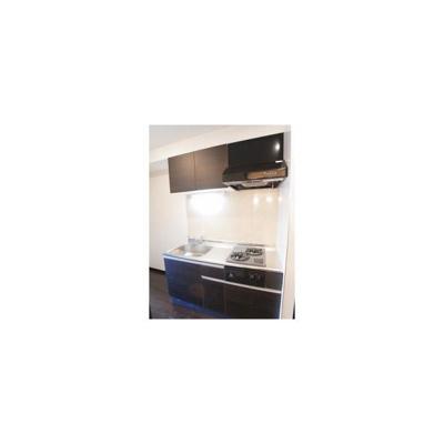 ラ・カッシーナ幕張のキッチン