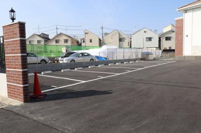 【駐車場】ディアコート星田