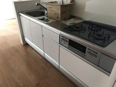 【キッチン】検見川町五丁目戸建貸家