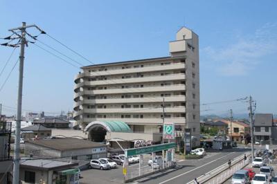 【外観】新倉敷駅前再開発住宅