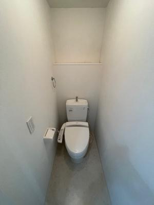 【トイレ】クレドアネックス白楽