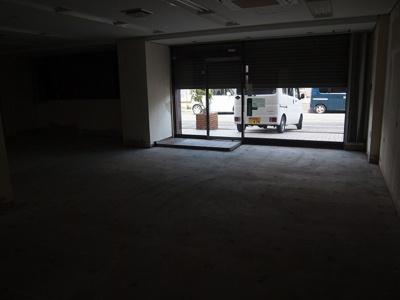 【内装】東川ビル店舗