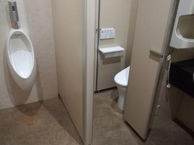 【トイレ】東川ビル店舗