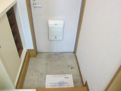【玄関】サニーハウス