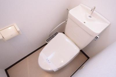 【トイレ】ハイツ清水