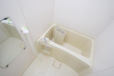 【浴室】ハイツ清水