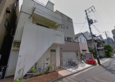 【外観】蓬莱ハイツ