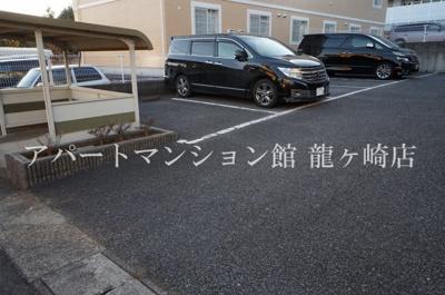 【駐車場】エンゼルハイツ城ノ内B