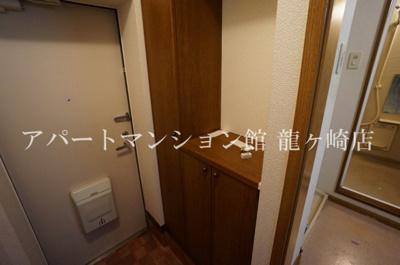 【収納】エンゼルハイツ城ノ内B