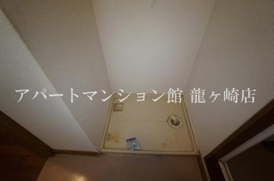【設備】エンゼルハイツ城ノ内B