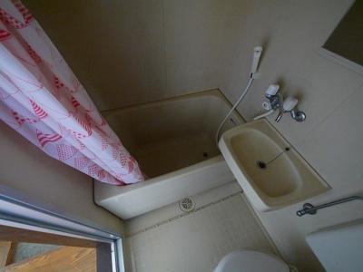 【浴室】ハイツ一条Ⅱ