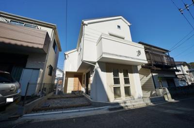 相鉄線「上星川」駅より徒歩約13分の立地です。