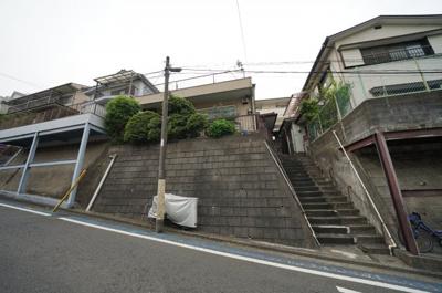 【外観】保土ヶ谷区桜ケ丘2丁目 売地