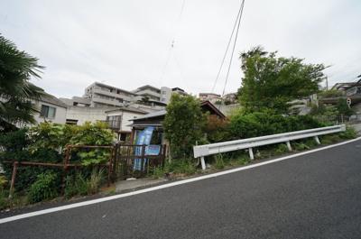 【外観】保土ヶ谷区初音ヶ丘 売地【成約】