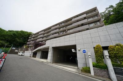 【外観】コスモ横浜和田町ヒルズ