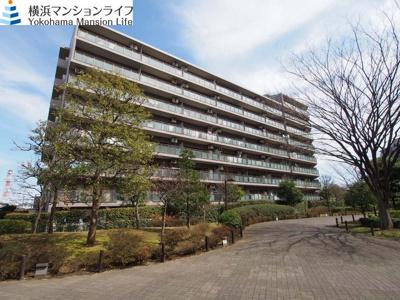 【外観】横浜星の丘ビューシティA号棟