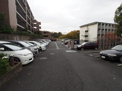 【駐車場】アンジュの丘横濱常盤台