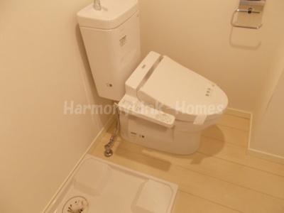 Navi東池袋のシンプルで使いやすいトイレです☆