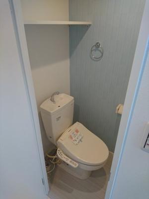 【トイレ】ハーモニーテラス中落合