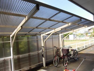 自転車置き場 イメージ写真