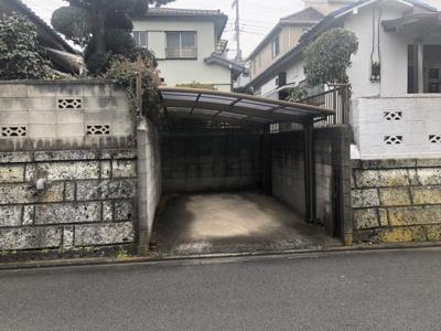 【外観】中志津2丁目売地