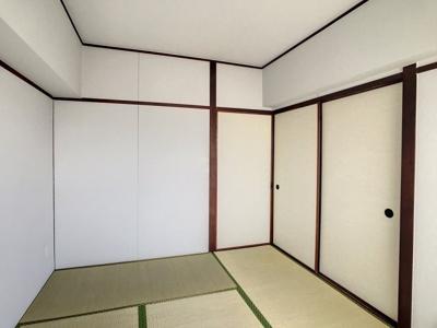 【洋室】グリーンマンション
