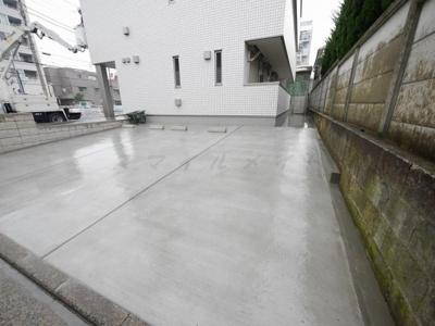 【駐車場】シルケンハウス