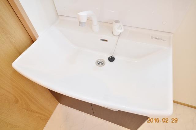 【独立洗面台】アオハテラス緑台