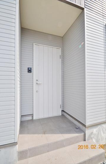 【玄関】アオハテラス緑台