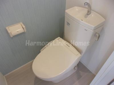 ハーモニーテラス中落合のトイレ☆