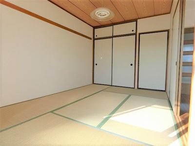 【寝室】シャンブルド昭島