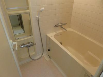 【浴室】グランドール鷺沼