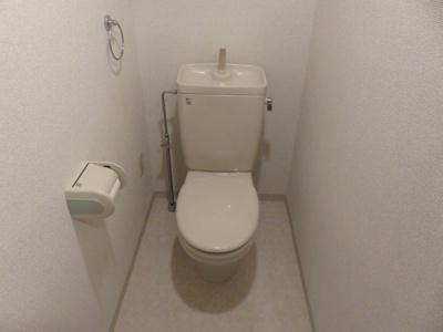 【トイレ】グランドール鷺沼