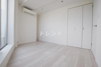 【寝室】神楽坂南町ハウス