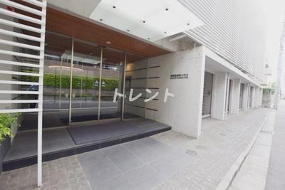 【エントランス】神楽坂南町ハウス