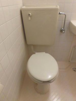 【トイレ】ピットイン