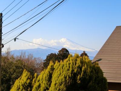 【展望】富士見ニュータウン