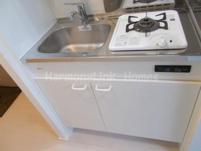 ハーモニーテラス加平のキッチン