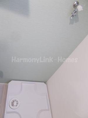 ハーモニーテラス加平の洗濯機置場☆
