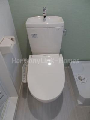 ハーモニーテラス加平のトイレも気になるポイント