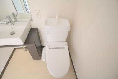 【トイレ】ハーツアベニュー