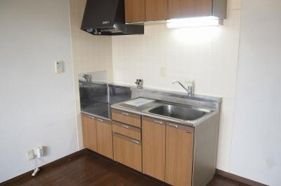 【キッチン】ソルティ二階堂B
